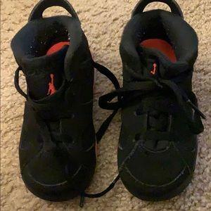 Jordan size 7c